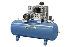 Стационарный масляный компрессор 270 л, 4.0 кВт, 10 атм, 600 л/мин AC35 Bernardo   Компрессор 400 В