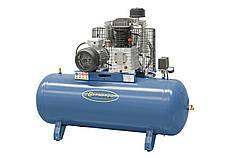 Стационарный масляный компрессор 270 л, 5.5 кВт, 10 атм, 850 л/мин AC38 Bernardo   Компрессор 400 В