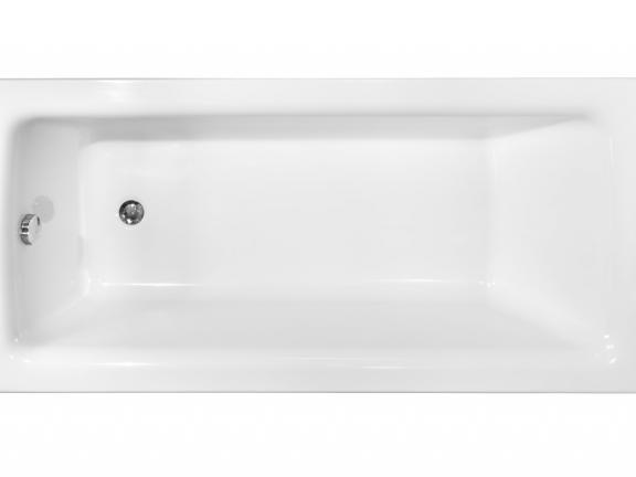 Ванна прямоугольная Besco PMD Piramida Talia, 1600x750х555 мм
