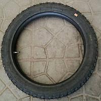 Резина (покрышка, камера) 2.75 -17 Модель Л - 364