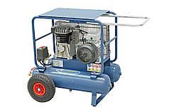 Мобильный компрессор 11+11 л, 2.2 кВт, 10 бар, 320 л/мин AC17 DUO Bernardo   Компрессор 400 В