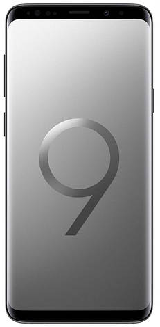 Смартфон Samsung Galaxy S9+ 64GB Titanium Gray (SM-G965FZAD), фото 2
