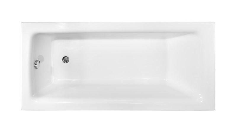 Ванна прямоугольная Besco PMD Piramida Talia, 1700x750х555 мм