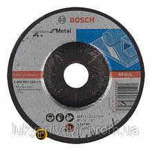 Круг шлифовальный Bosch Standard по металлу 125х6мм SfM