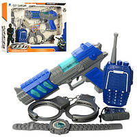 Игровой набор полицейского XY828