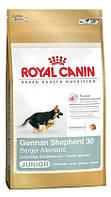 Royal Canin сухой корм для щенков немецкой овчарки до 15 месяцев - 12 кг