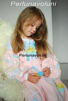 Детское платье Д-3, бохо стиль, платье для девочки,  нарядное платье, платье на выпускной
