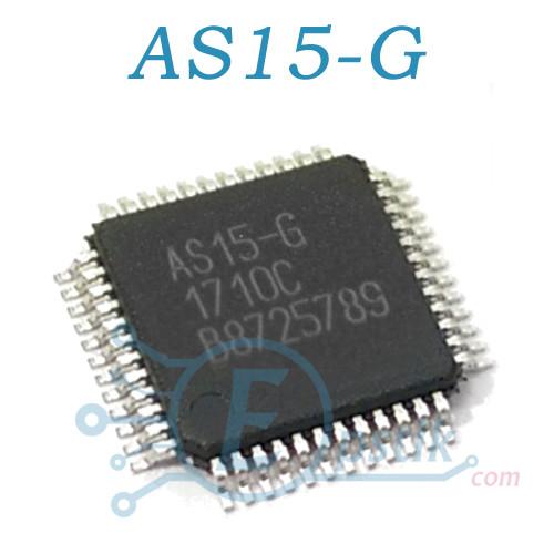 EC5575-G (AS15-G), гамма коректор для TFT LCD телевізорів, TQFP48