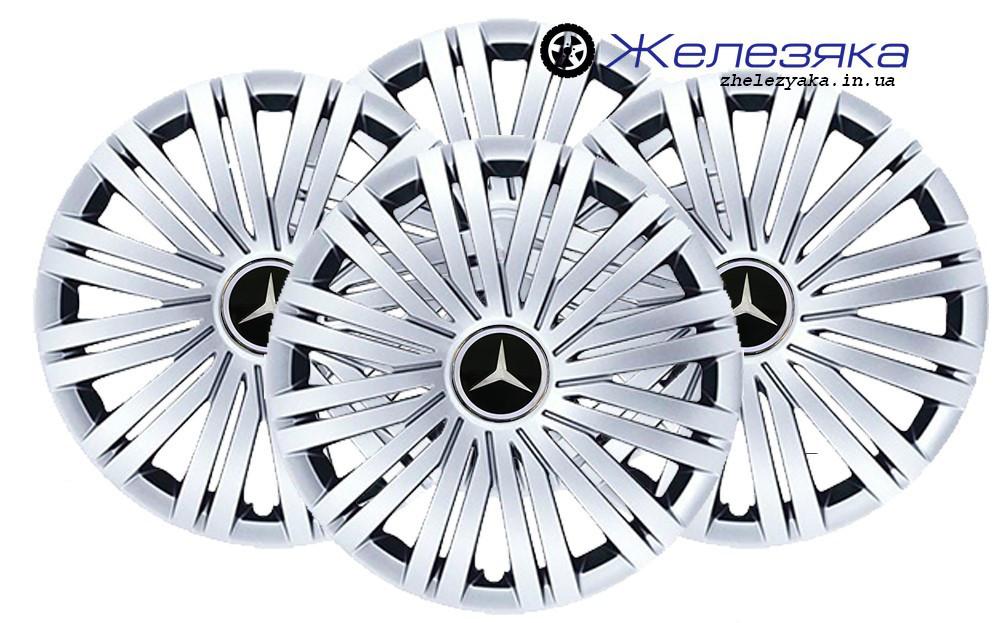 Колпаки на колеса R16 SKS/SJS №422 Mercedes-Benz