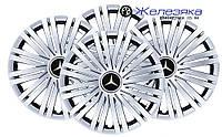 Колпаки на колеса R16 SKS/SJS №422 Mercedes-Benz, фото 1