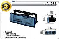 Фары дополнительные DLAA 1070 RY/H3-12V-55W/147*58mm