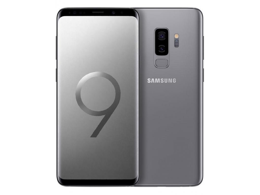 Смартфон Samsung Galaxy S9+ 6/128GB Titanium Gray