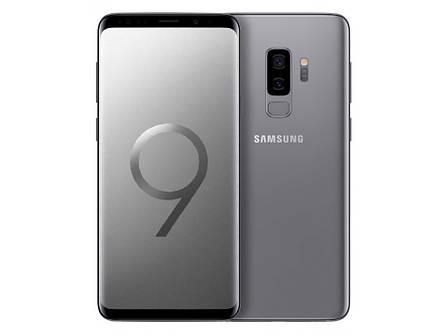 Смартфон Samsung Galaxy S9+ 6/128GB Titanium Gray, фото 2