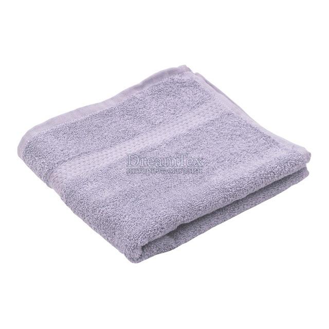 """Полотенце для рук и лица Руно махровое """"040070Т"""" 40х70 см () Лиловое"""