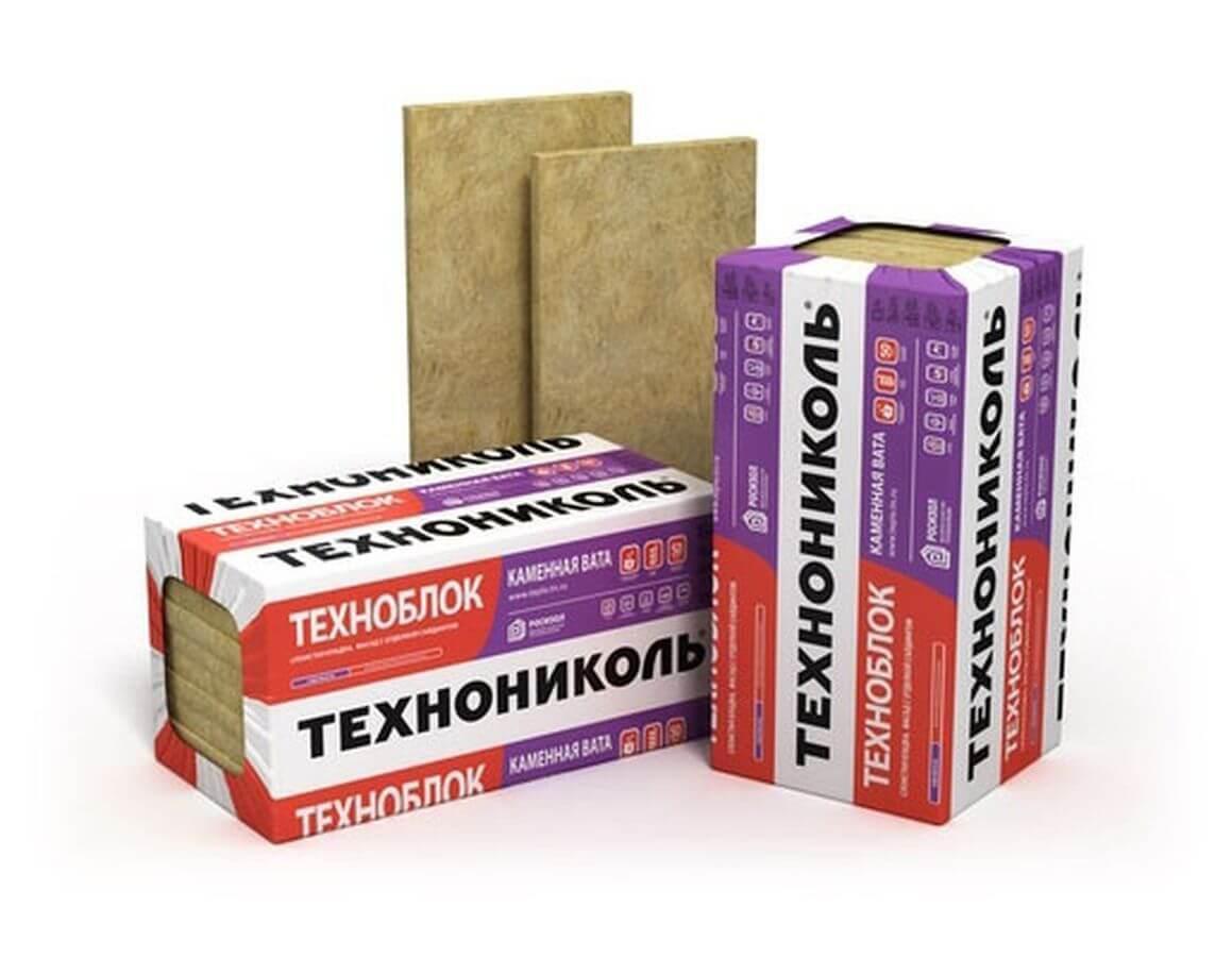 ТЕХНОБЛОК Стандарт 1200*600*100 (45 кг/м3) 2,88м2