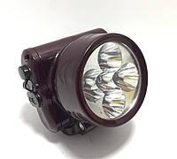 Налобний ліхтар Yajia YJ-1829-5