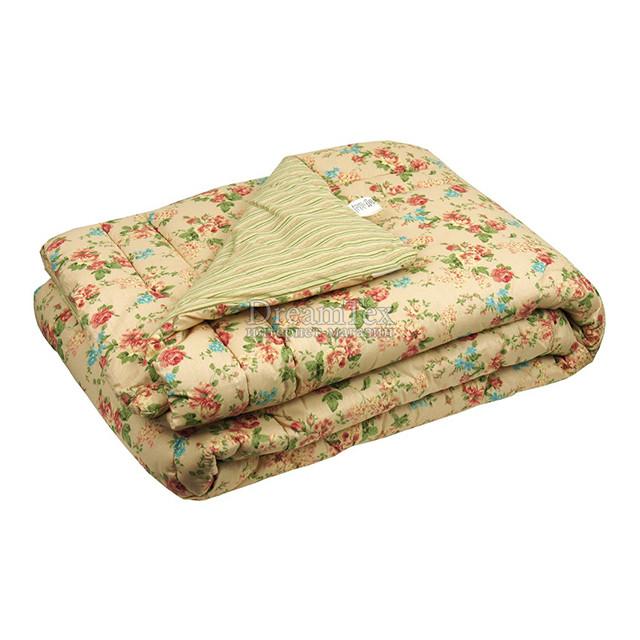 """Одеяло Руно """"321.115Ш English Style"""" 140х205 см бежевое (4820041934258)"""