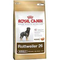 Royal Canin сухой корм для собак породы ротвейлер старше 18 месяцев - 12 кг