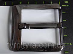 Пряжка ременная 45мм 016 темный никель