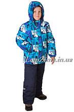 Детская зимняя одежда для мальчиков