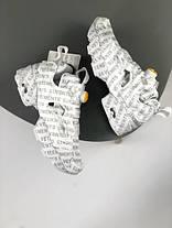 Женские кроссовки в стиле Reebok Insta Pump Vetements Emoji (36, 38 размеры), фото 2