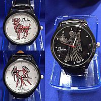 Часы наручные кварцевые 3 вида