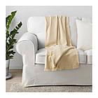 Плед IKEA ODDRUN 130x170 см натуральный бежевый 403.928.93, фото 3
