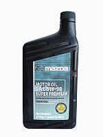 Масло моторное полусинтетическое Mazda SM 5W-30    0000-77-5W30-QT