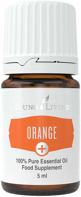 Эфирное масло Апельсина (Orange+) Thieves+ Young Living 5мл
