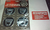 Наклейка на колесный диск/колпак Dacia