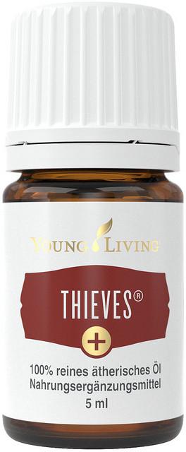 """Эфирная смесь """"Похитители+"""" (Thieves+) Young Living 5 мл"""