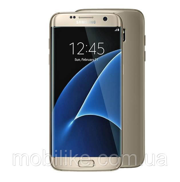 Мобильный телефон Samsung Galaxy S7 Edge 32GB Золото