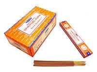 Благовония Satya Spiritual Aura (плоская пачка) 15 грамм