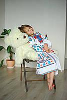 """Нарядное детское платье в стиле бохо """"Юность"""""""