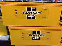 Аккумулятор автомобильный FORSE 140Ah(513х189х217), L, EN 900(Форсе Веста) Работаем с НДС
