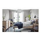 Плед IKEA JOFRID 150x200 см серый 203.957.41, фото 7