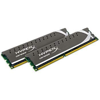 """Оперативная память Kingston HyperX 4GB(2GBx2) 1600MHz DIMM (KHX1600C9D3X2K2/4GX """"Over-Stock"""" Б/У"""
