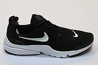 Кроссовки Nike Air Presto Fly (черный/белый)
