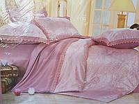 Атласное постельное белье.Евро размер. Подарочная упаковка.