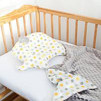 Одеяло на выписку и подушка для новорожденного, фото 1