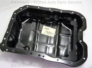 Поддон картера двигателя (21510-2G500) MOBIS