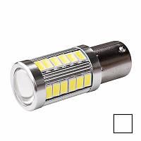 LED лампа Inovation Lab PY21W BAU15S 12V белая