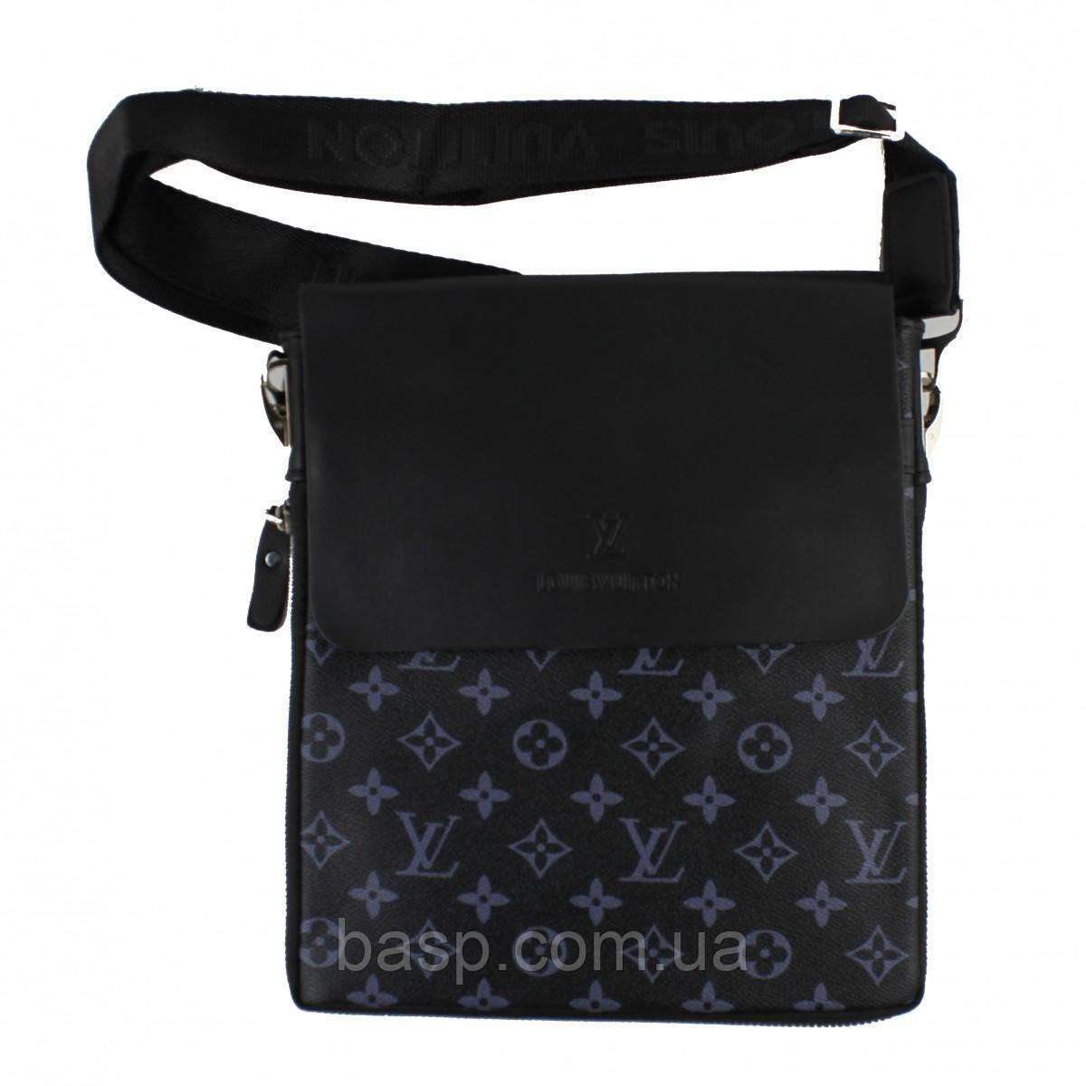 beaf97cb7f43 Мужская сумка планшет Louis Vuitton(реплика) - интернет-магазин