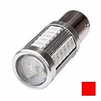 LED лампа Inovation Lab PY21W BAU15S 12V красная