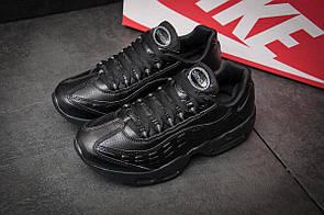 Кроссовки женские Nike AirMax 95, черные (11462),  [  36 38 39  ]