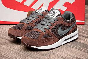 Кроссовки детские Nike Air Max , коричневые (2539-2),  [  32 33  ]