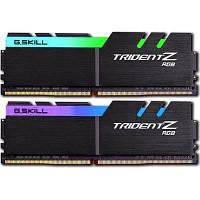 Модуль памяти для компьютера DDR4 16GB (2x8GB) 3600 MHz Trident Z RGB G.Skill (F4-3600C17D-16GTZR)