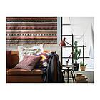 Чехол на подушку IKEA JOFRID 65x65 см светло-бежевый 603.957.77, фото 4