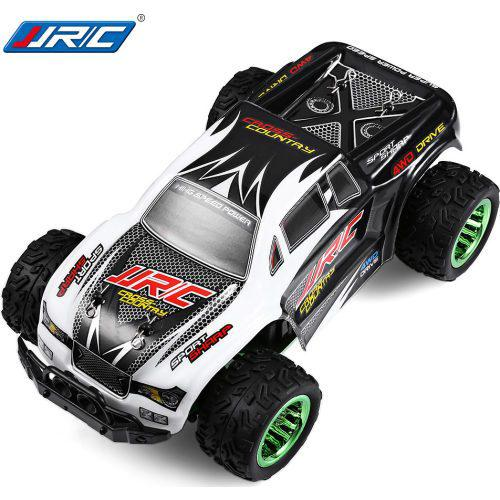 Автомобиль внедорожник на радиоуправлении JJRC Q35 Black 1:26. До 30 км/ч