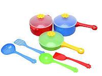 Набор игрушечной посуды 10 предметов Тигрес Tigrec